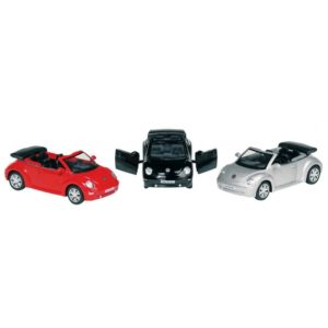 COCHE NEW BEETLE CABRIO ESCALA 1:32