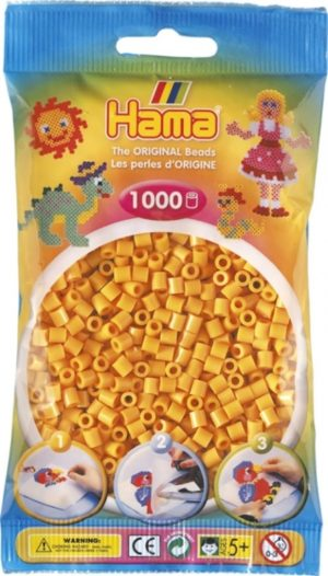 HAMA BEADS MIDI 1000 MARRON WINNI THE POOH TEDDYBEAR (COLOR 60)