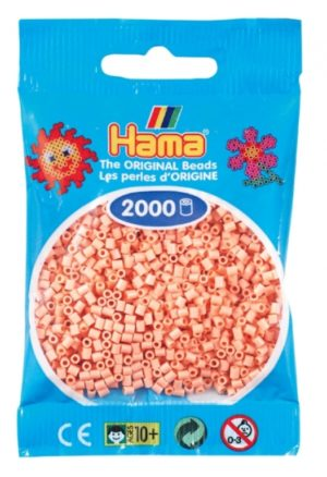 HAMA BEADS MINI 2000 CARNE (COLOR 26)