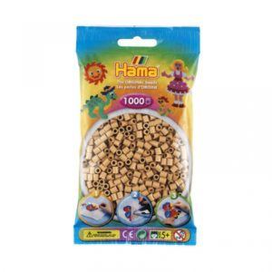 HAMA BEADS MIDI 1000 CANELA (COLOR 75)