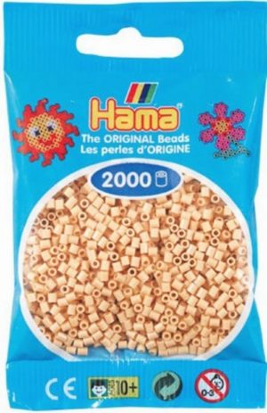 HAMA BEADS MINI 2000 BEIGE (COLOR 27)
